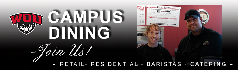 Join Campus Dining - Join Us