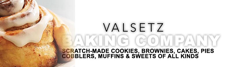 Valsetz Baking Company - Scratch Made Sweets of all Kinds