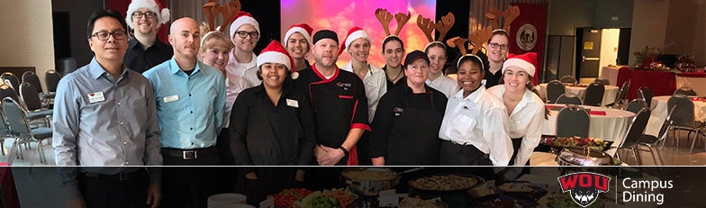 Catering Staff Holiday Party