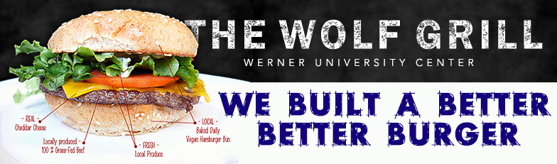 The Wolf Grill - Werner University Center