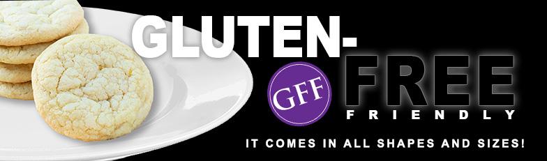 Gluten Free Friendly Lemon Cookies