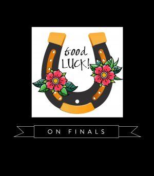 Finals Week - Good Luck!