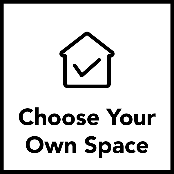 Choose Your Own Space - Choose who you live with!