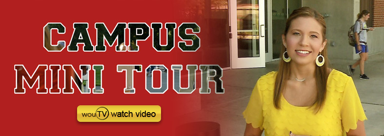 Campus Mini Tour. Click here to watch the video.