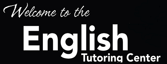 Welcome to the English Tutoring Center