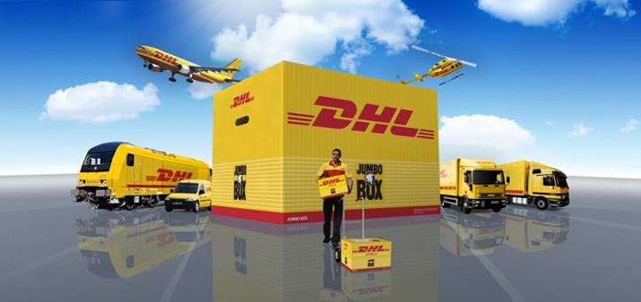 DHL Express – University Mail Services
