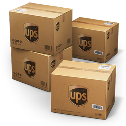 UPS-Shipping-Box-icon