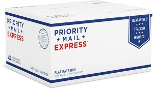 flat rate ex box