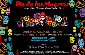 Dia de los Muertos2014