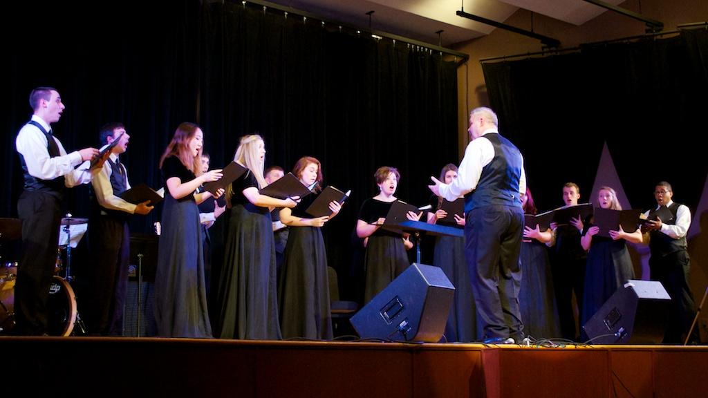 Choirs F15 4