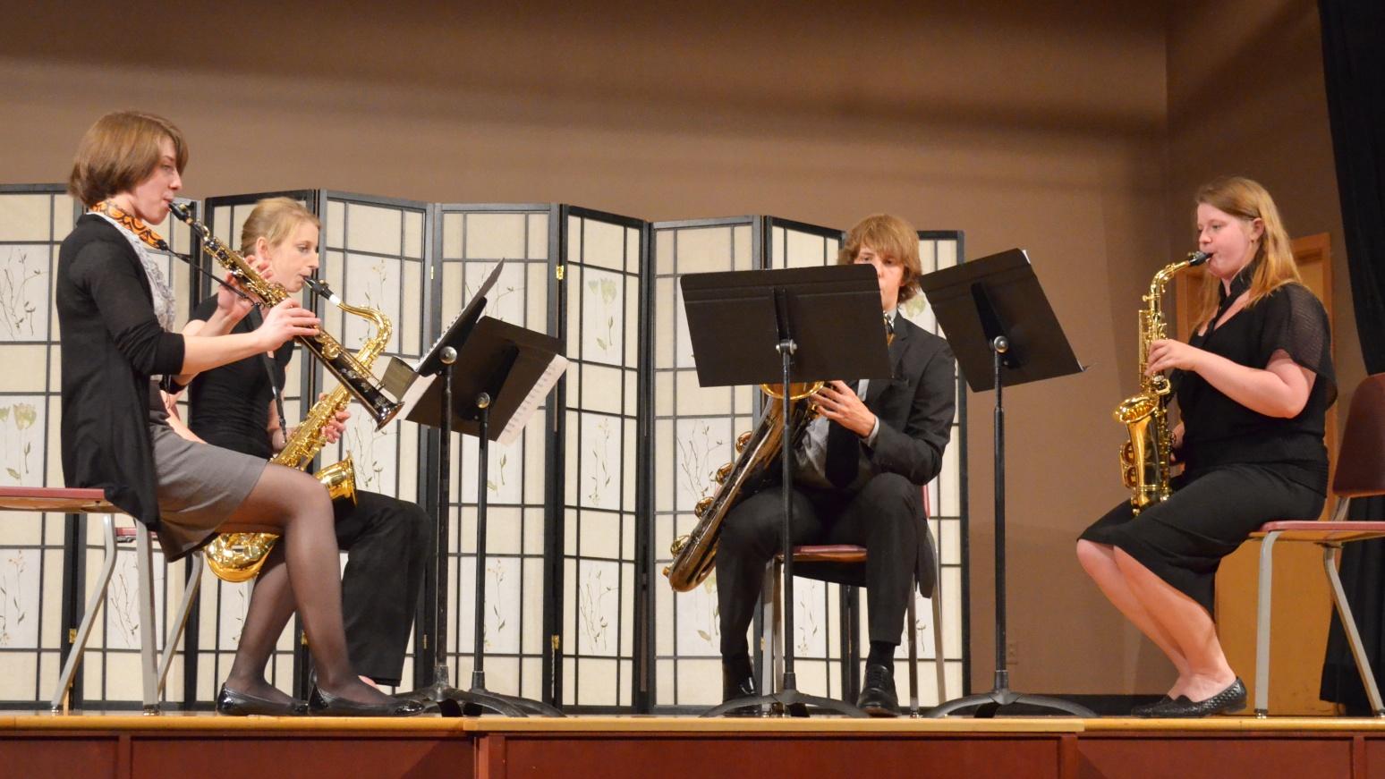 Sax Quartet
