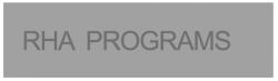 RHA Programs