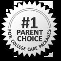 Number 1 parent choice seal