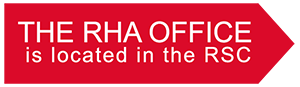 The RHA office is located in the RSC