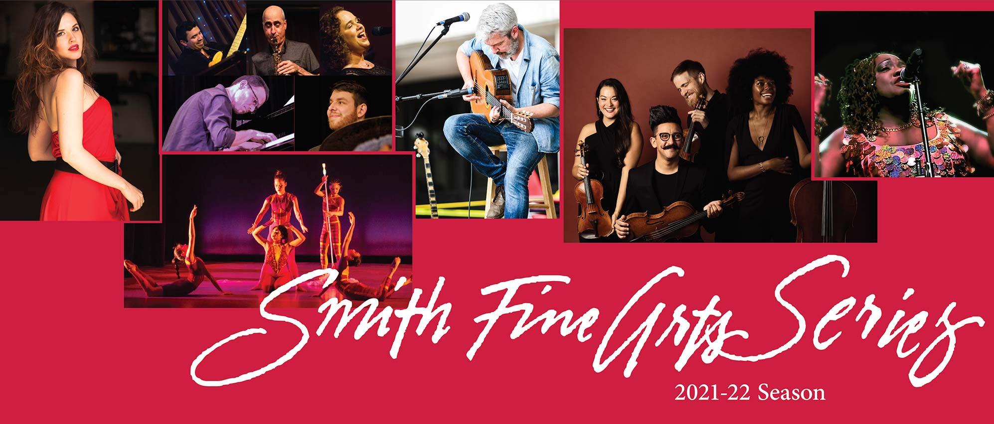 Smith Fine Arts Series photos