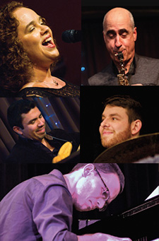 Vianna Bergeron Brazilian Jazz