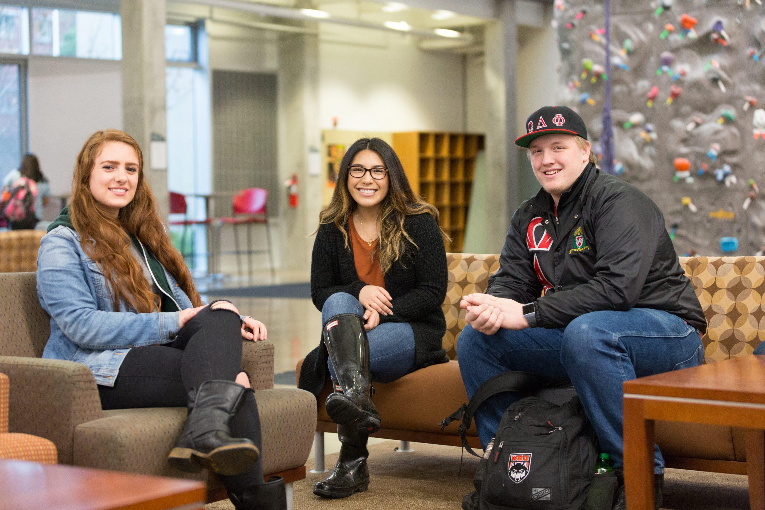 Student Group at HWC