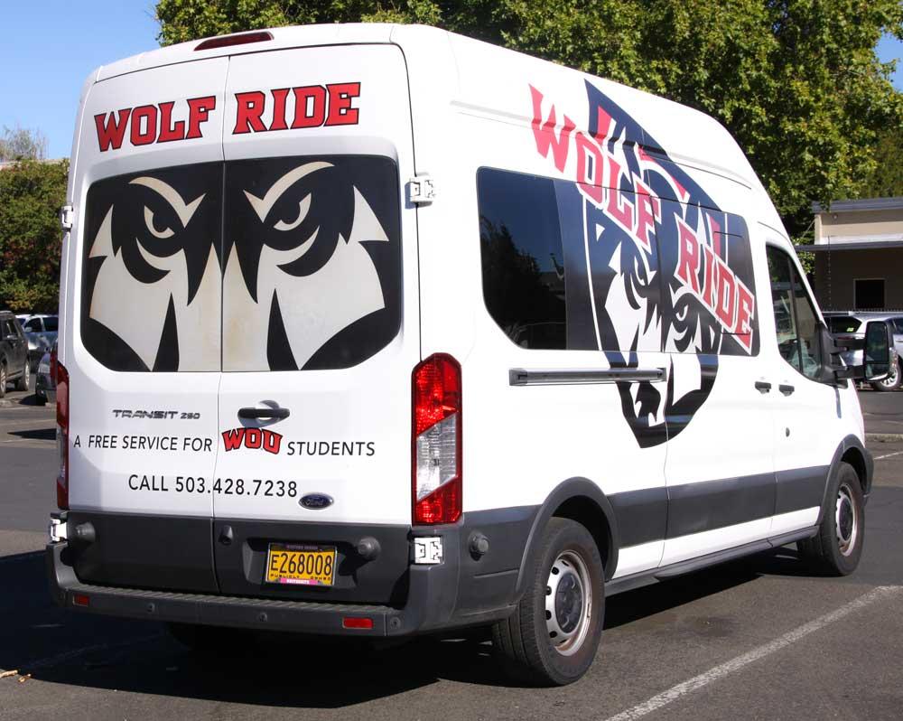 WOLF Ride Summer 2020