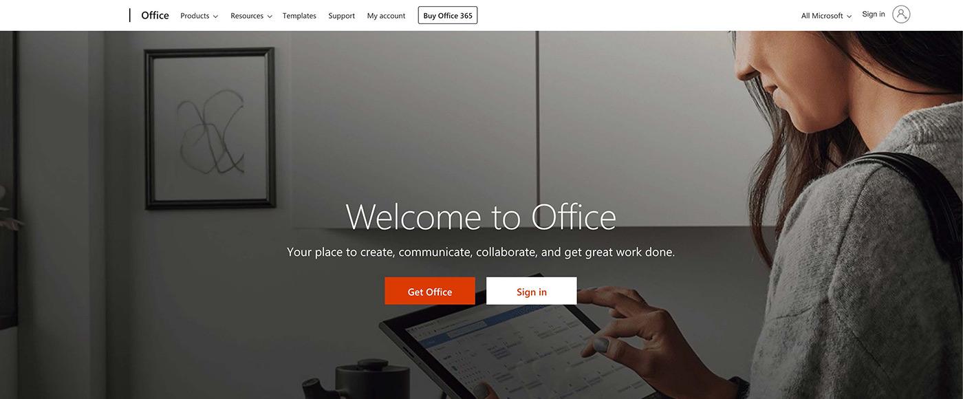 Office 365 step 1