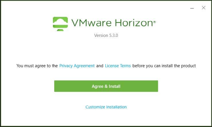 VDI windows tutorial step 3