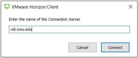 VDI windows tutorial step 7
