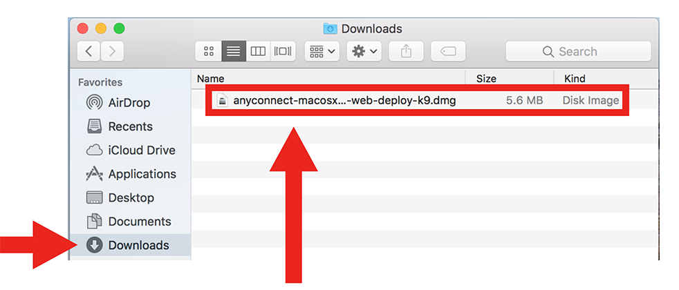 VPN Mac step 5