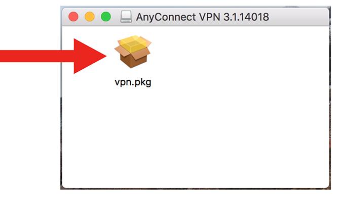 VPN Mac step 6
