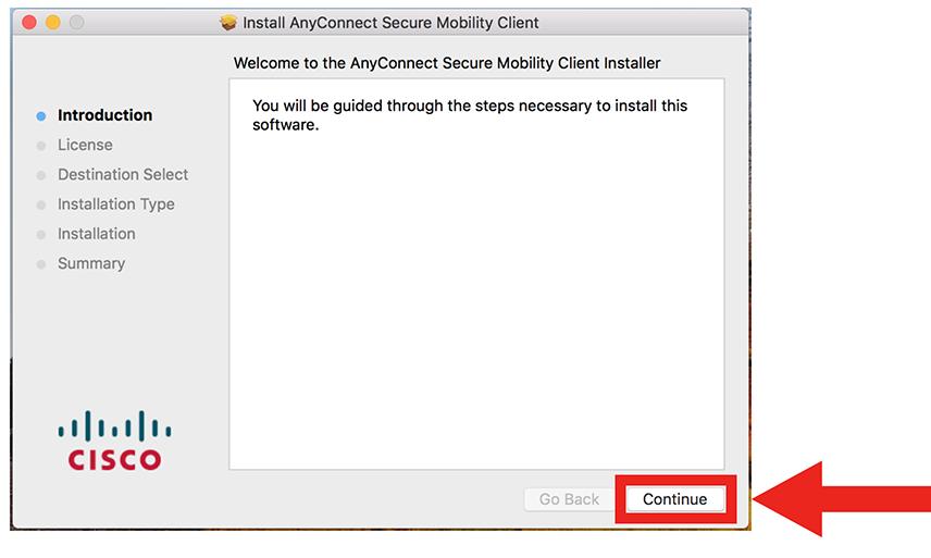 VPN Mac step 8