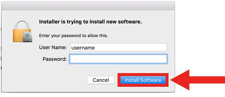 VPN Mac step 12