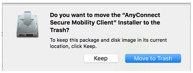 VPN Mac step 14