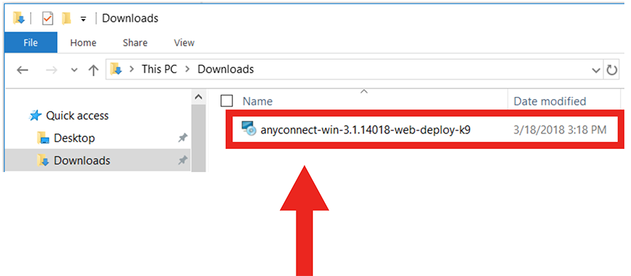 VPN Windows step 5
