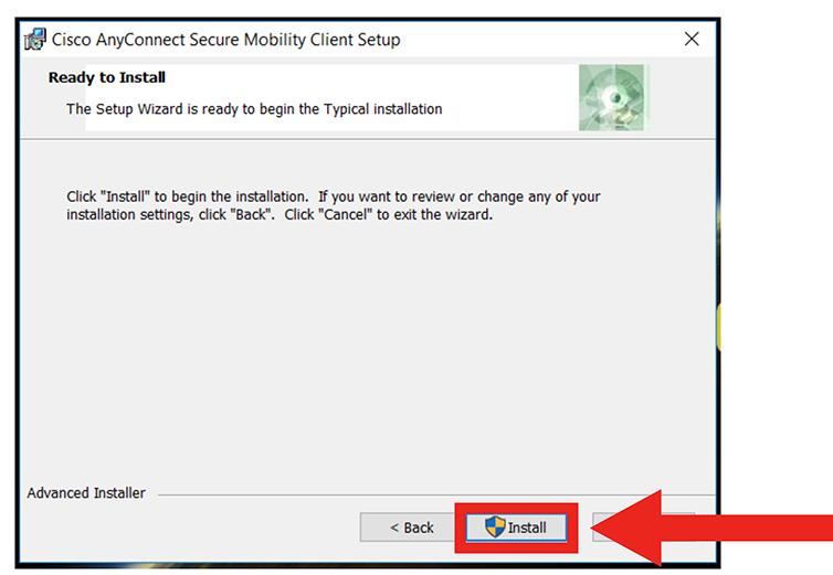 VPN Windows step 8