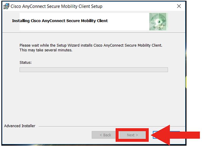 VPN Windows step 10