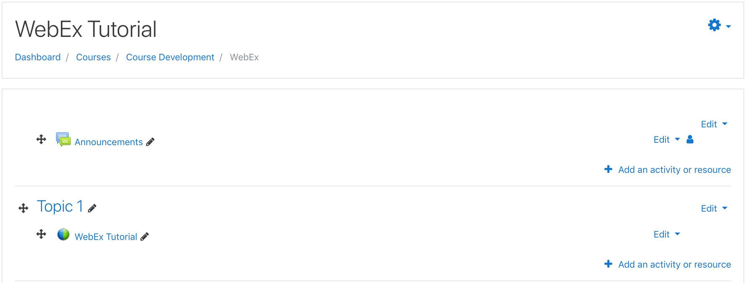 WebEx step 6