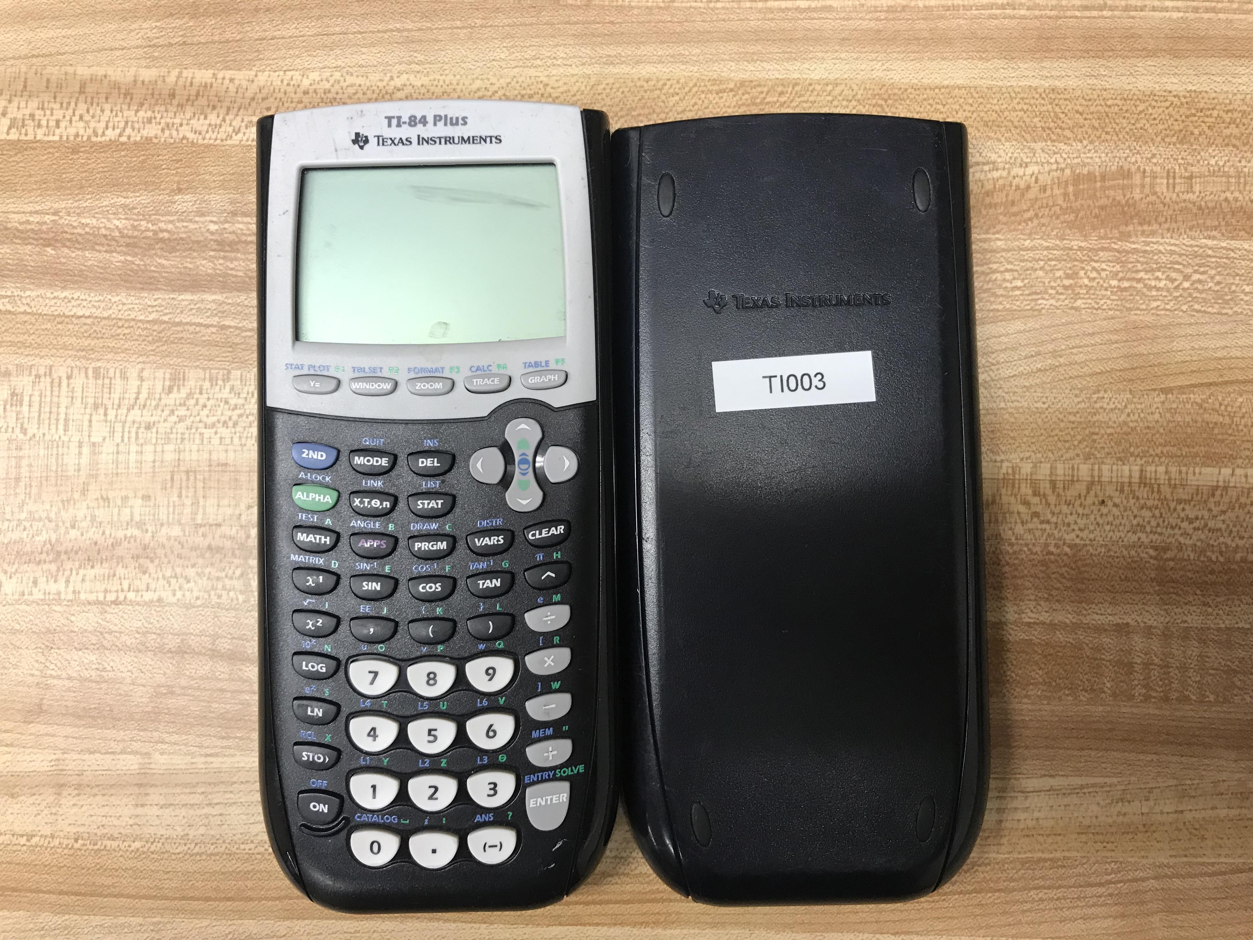Texas Instruments Calculators