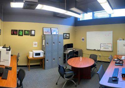 Veterans Study Room