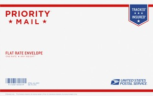 legal size envelope