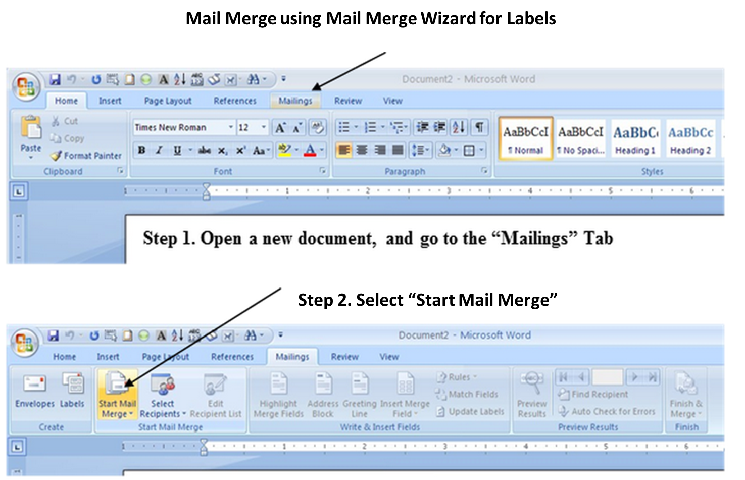 essay on mail merge Writing a mail merge document this is a guide on how you can create a mail merge document using microsoft word 2007 extended revised essay writing guidline.
