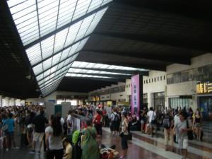 Ferenze Santa Maria Novella Station