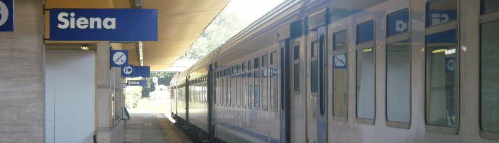 Siena Train Station
