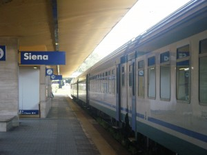 Siena Train Station