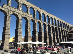 Walk through the Aqueduct every day
