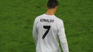 Cristiano Ronaldo #7 Awesome soccer player picture credit to Tyler