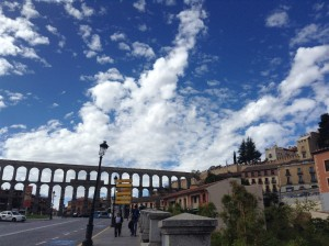 Another day in Segovia