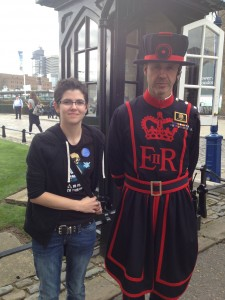 And Beefeaters, of course.