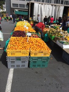 Produce market! NZ