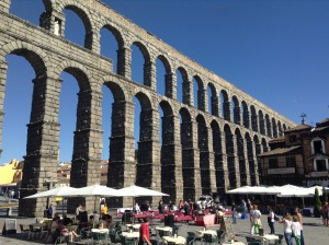 The Aqueduct, I walked through this every day.