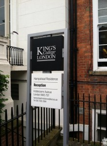 King's College Hampstead Campus