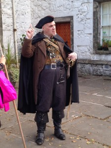 Our Stirling Ghost Walk Tour Guide