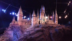 The Hogwarts Castle Model